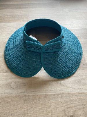 Seeberger Sun Hat turquoise