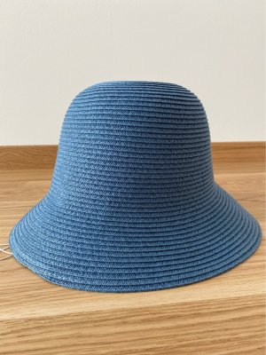 COS Sun Hat cornflower blue
