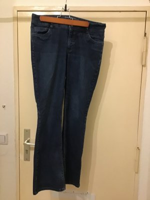 sonoma LIFE+STYLE Boot Cut Jeans dark blue