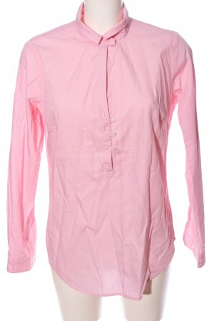 Sophie Flannel Shirt pink business style
