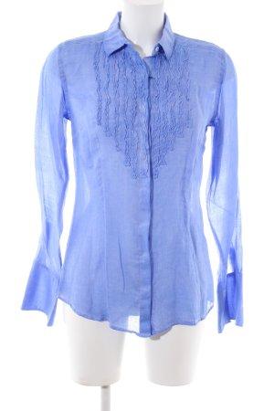 Sophie Hemd-Bluse blau Casual-Look