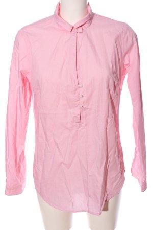 Sophie Langarm-Bluse rosa Business-Look