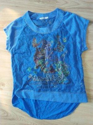 Sophyline Shirt S Vintage Retro Psychdelisch Stylisch Schick Extrovertiert