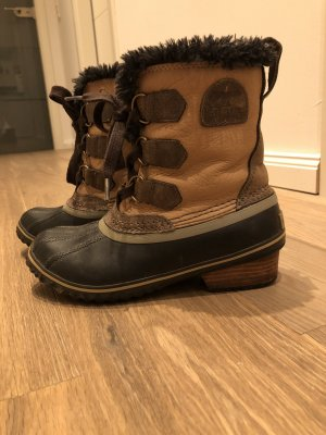 Sorel 37,5, schneestiefel, Boots, wasserdicht, top!