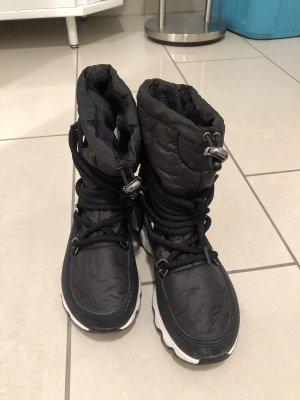 Sorel Snow Boots black-white