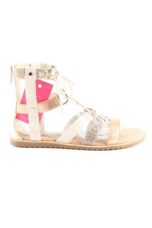 Sorel Riemchen-Sandalen nude-wollweiß Casual-Look