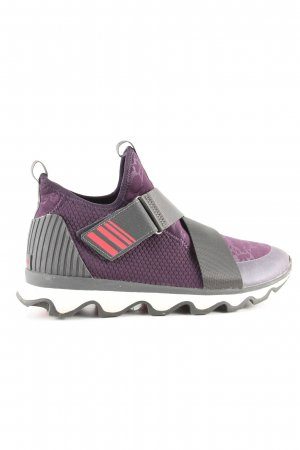 Sorel Schlüpfsneaker lila-hellgrau Casual-Look