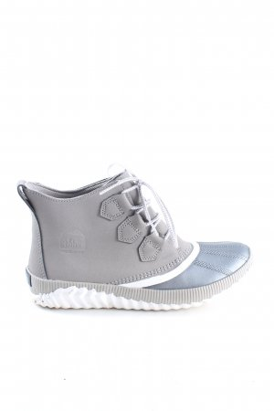 Sorel Snow Boots light grey casual look