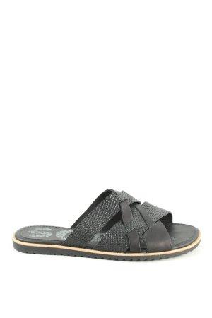 Sorel Beach Sandals black casual look