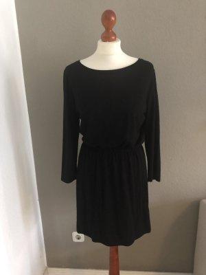 SOS Basic Kleid schwarz Jersey L M