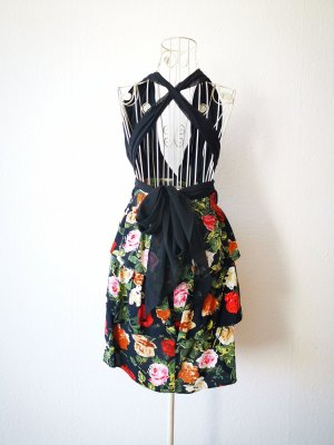 Flounce Dress multicolored