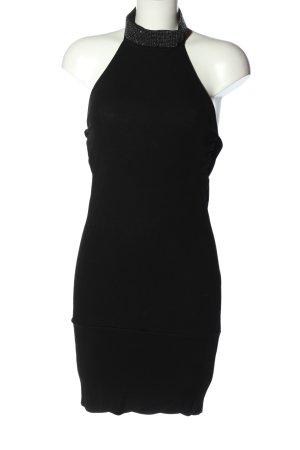 Souvenir Clubbing Halter Dress black elegant
