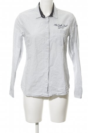 Soxxc Hemd-Bluse weiß Casual-Look