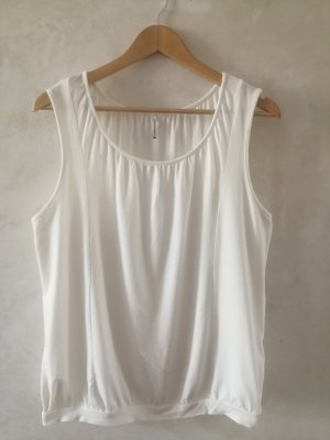 Soyaconcept Off-The-Shoulder Top natural white