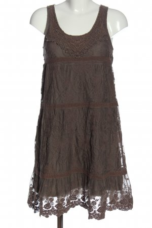Soyaconcept A-Linien Kleid braun Casual-Look