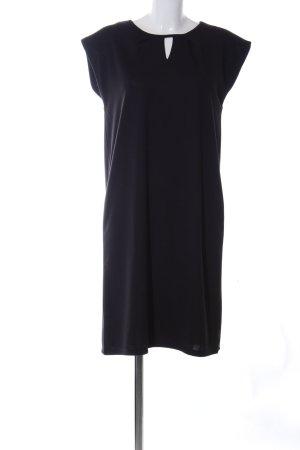 Soyaconcept A-Linien Kleid schwarz Business-Look