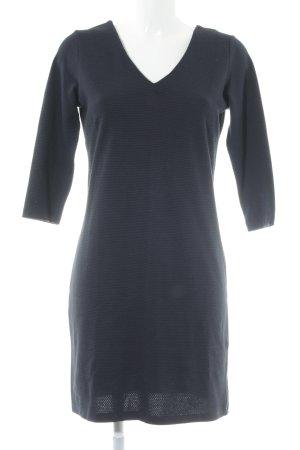Soyaconcept A-Linien Kleid dunkelblau Casual-Look