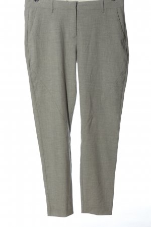 Soyaconcept Baggy Pants light grey weave pattern casual look