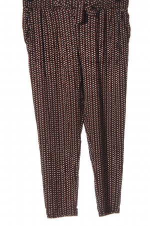 Soyaconcept Baggy Pants abstract pattern casual look