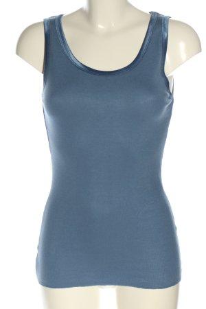 Soyaconcept Basic Top blau Casual-Look