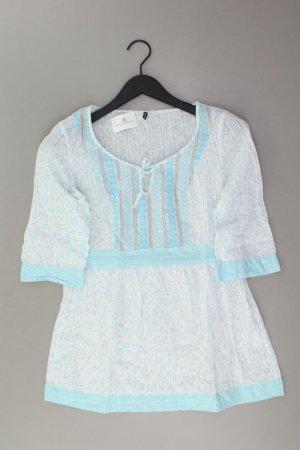 soyaconcept Bluse Größe M blau aus Baumwolle