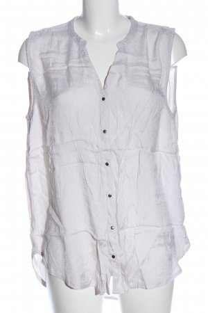 Soyaconcept Blouse topje wit casual uitstraling