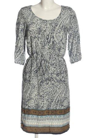Soyaconcept Sukienka z gorsetem Abstrakcyjny wzór W stylu casual