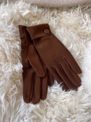 Soyaconcept Handschuhe braun