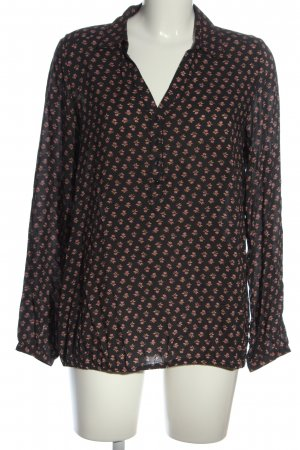 Soyaconcept Hemd-Bluse Allover-Druck Casual-Look