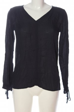 Soyaconcept Hemd-Bluse schwarz Casual-Look