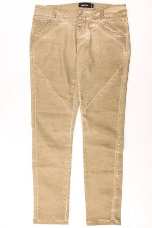 soyaconcept Hose Größe W33 braun aus Baumwolle