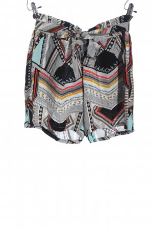 Soyaconcept Hot Pants Allover-Druck Casual-Look