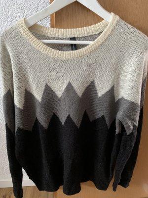 Soyaconcept Maglione lavorato a maglia multicolore