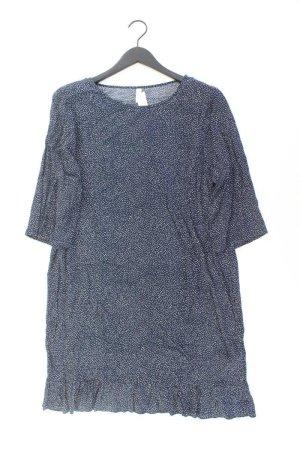 soyaconcept Kleid Größe L blau aus Viskose