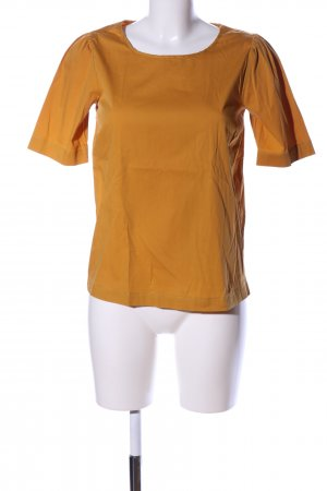 Soyaconcept Kurzarm-Bluse hellorange Casual-Look