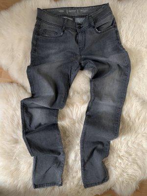 Soyaconcept Jeans coupe-droite gris