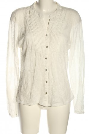Soyaconcept Langarm-Bluse creme Casual-Look