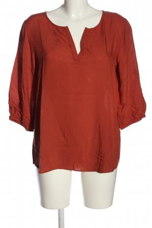 Soyaconcept Langarm-Bluse rot Casual-Look