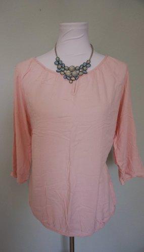 Soyaconcept luftige Bluse in Rosa