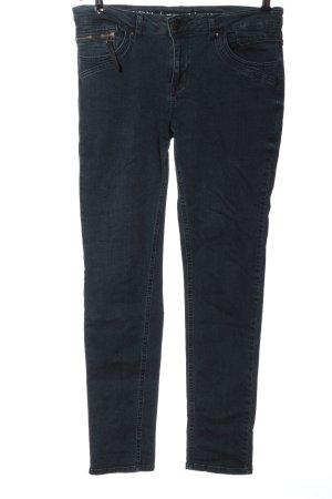 Soyaconcept Jeans cigarette bleu style décontracté