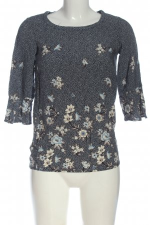Soyaconcept Schlupf-Bluse abstraktes Muster Casual-Look