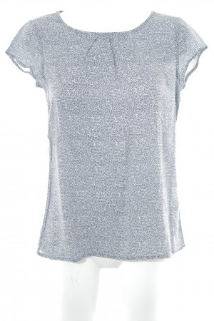 Soyaconcept Schlupf-Bluse Punktemuster Casual-Look