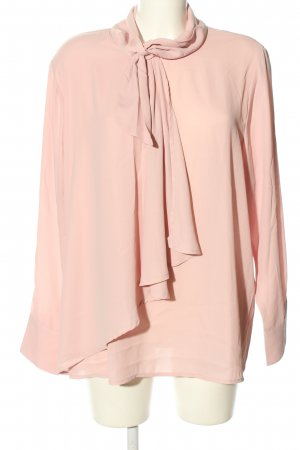 Soyaconcept Tie-neck Blouse pink casual look