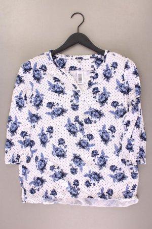 Soyaconcept Camisa con cuello V azul-azul neón-azul oscuro-azul celeste