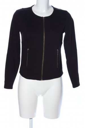 Soyaconcept Shirtjacke schwarz Business-Look