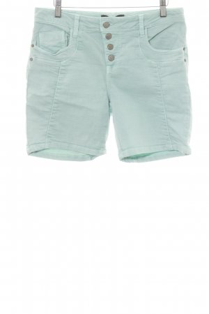 Soyaconcept Shorts türkis Casual-Look