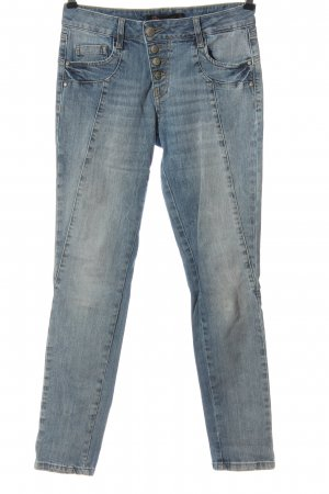 Soyaconcept Jeans skinny bleu style décontracté