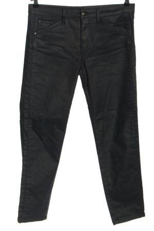 Soyaconcept Jeans slim noir style décontracté