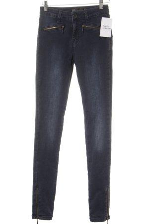 Soyaconcept Jeans slim bleu foncé style décontracté