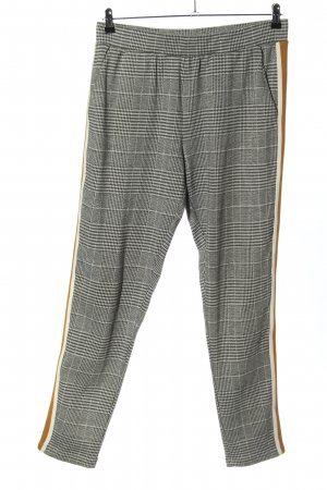 Soyaconcept Jersey Pants check pattern casual look